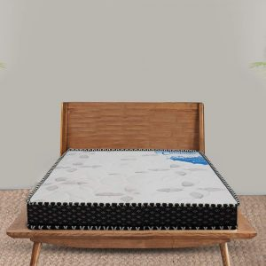 Double bed mattress that can ease back pain