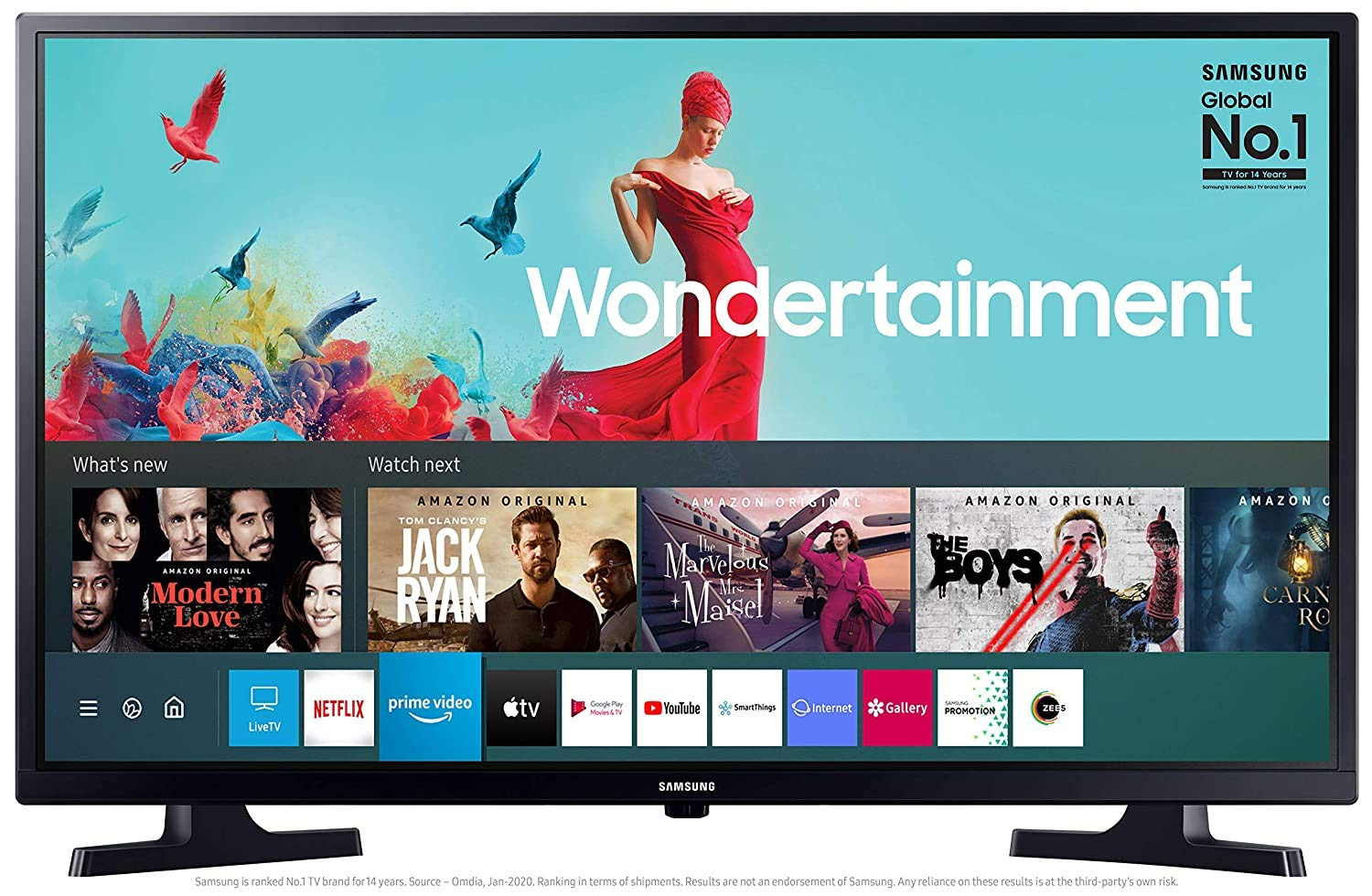 LED Smart TV in India